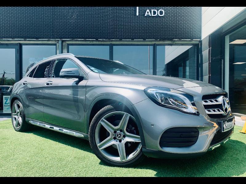 Mercedes-Benz Classe GLA 220 d Fascination 4Matic 7G-DCT Diesel GRIS Occasion à vendre