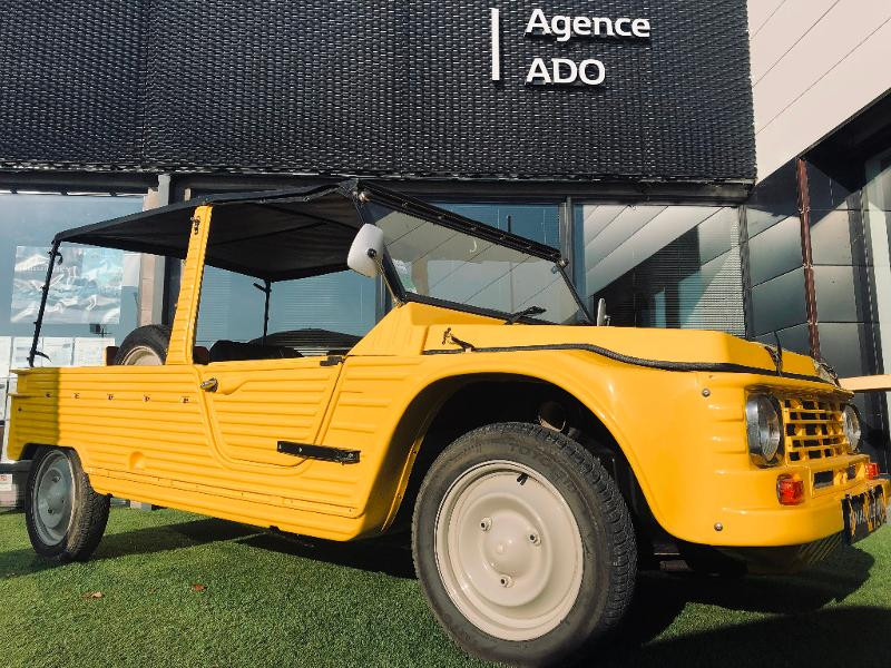 Citroen Mehari  Essence jaune Occasion à vendre