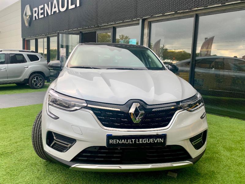 Photo 2 de l'offre de RENAULT Arkana 1.6 E-Tech 145ch Intens -21B à 34990€ chez Renault Léguevin Auto distribution occitane