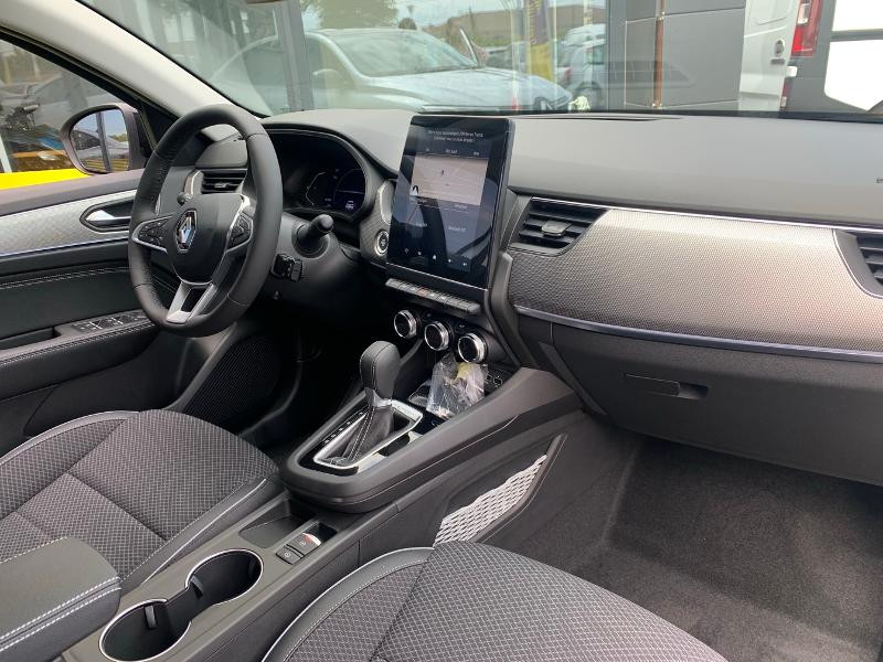 Photo 20 de l'offre de RENAULT Arkana 1.6 E-Tech 145ch Intens -21B à 34990€ chez Renault Léguevin Auto distribution occitane