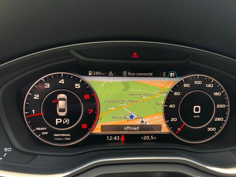 Photo 17 de l'offre de AUDI A5 Sportback 2.0 TFSI 190ch S line à 36990€ chez Renault Léguevin Auto distribution occitane