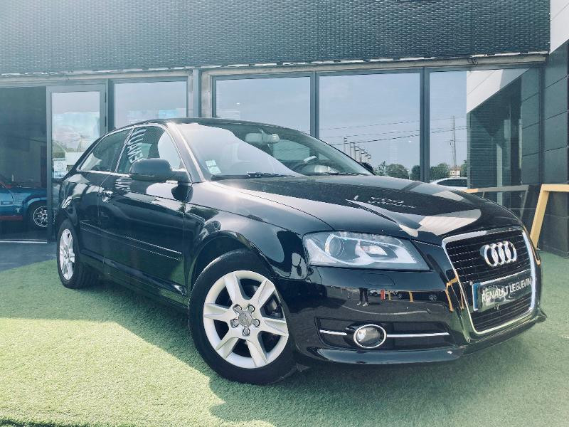 Audi A3 1.6 TDI 105ch DPF Start/Stop Advanced Edition Plus 3p Diesel NOIR Occasion à vendre