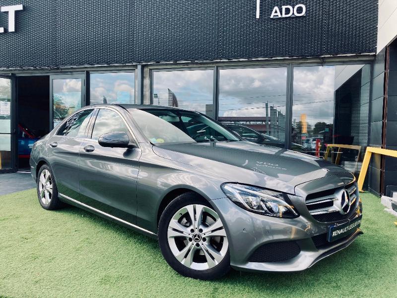 Mercedes-Benz Classe C 200 d 2.2 Executive 9G-Tronic Diesel GRIS Occasion à vendre