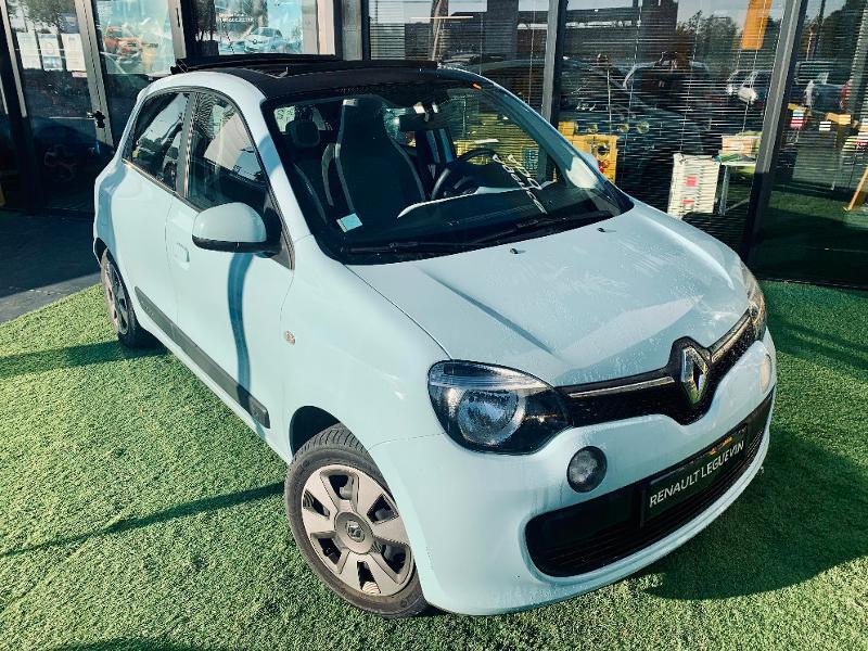 Renault Twingo 1.0 SCe 70ch Stop&Start Zen Euro6c Essence BLEU Occasion à vendre