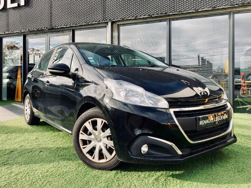 Peugeot 208 Affaire 1.6 BlueHDi 100ch Pack Clim 5p Diesel NOIR Occasion à vendre
