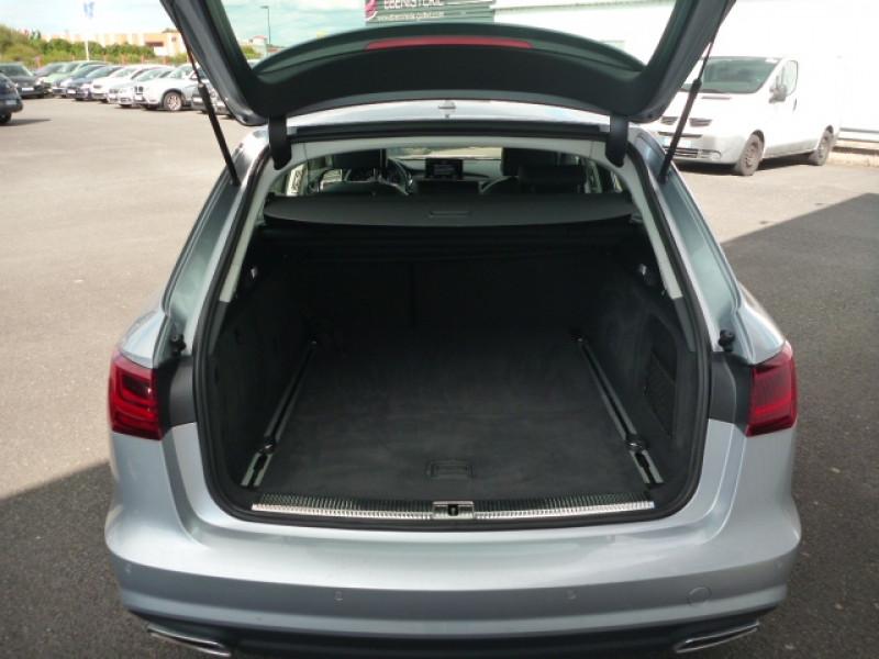 Photo 20 de l'offre de AUDI A6 AVANT 3.0 V6 TDI 272CH AVUS QUATTRO S TRONIC 7 à 34990€ chez J'NOV AUTO