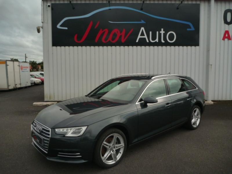 Audi A4 AVANT 2.0 TDI 150CH S LINE S TRONIC 7 Diesel GRIS FONCE METAL Occasion à vendre