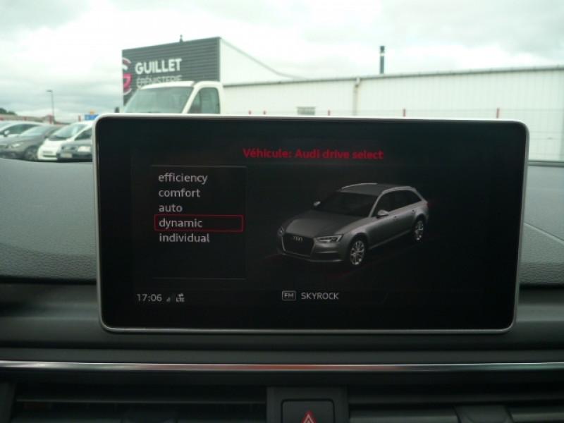Photo 14 de l'offre de AUDI A4 AVANT 2.0 TDI 150CH S LINE S TRONIC 7 à 23490€ chez J'NOV AUTO
