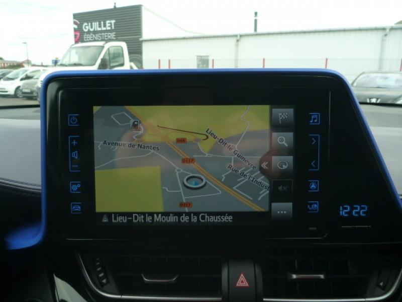 Photo 9 de l'offre de TOYOTA C-HR 1.2 T 116 GRAPHIC AWD CVT à 18490€ chez J'NOV AUTO