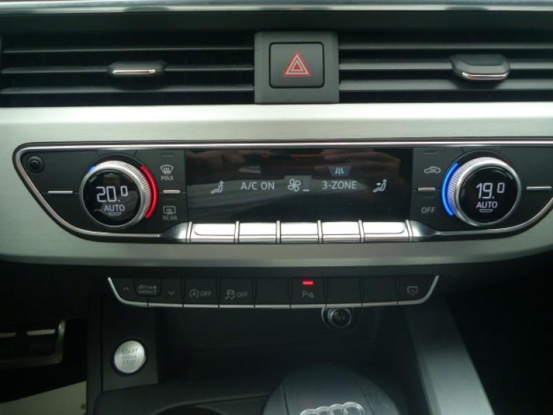 Photo 10 de l'offre de AUDI A4 AVANT 2.0 TDI 150CH S LINE S TRONIC 7 à 23490€ chez J'NOV AUTO