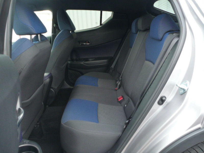 Photo 5 de l'offre de TOYOTA C-HR 1.2 T 116 GRAPHIC AWD CVT à 18490€ chez J'NOV AUTO