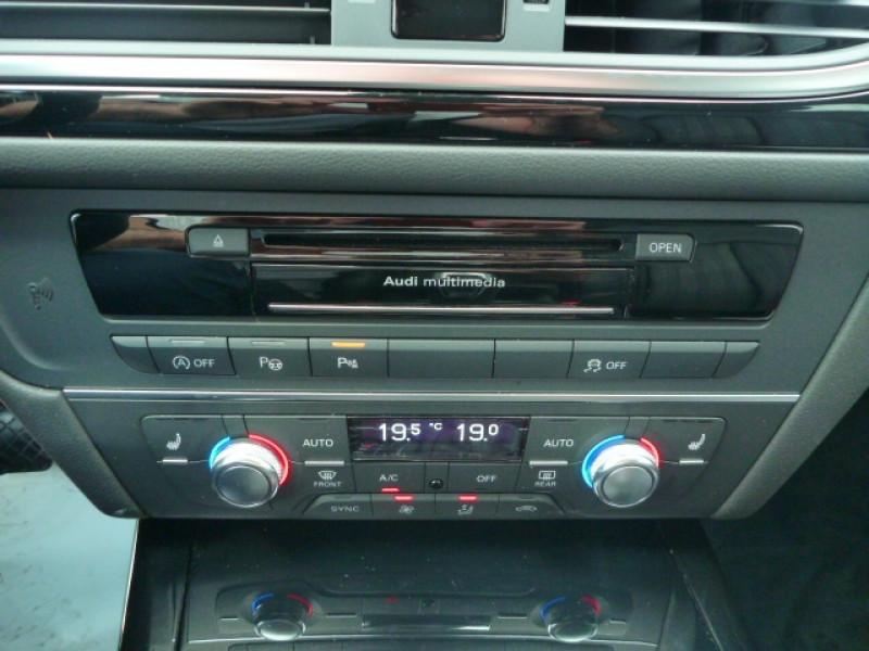 Photo 11 de l'offre de AUDI A6 AVANT 3.0 V6 TDI 272CH AVUS QUATTRO S TRONIC 7 à 34990€ chez J'NOV AUTO