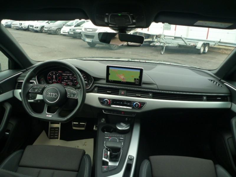 Photo 7 de l'offre de AUDI A4 AVANT 2.0 TDI 150CH S LINE S TRONIC 7 à 22990€ chez J'NOV AUTO