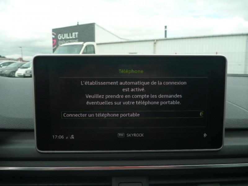 Photo 12 de l'offre de AUDI A4 AVANT 2.0 TDI 150CH S LINE S TRONIC 7 à 22990€ chez J'NOV AUTO