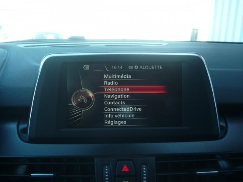Photo 9 de l'offre de BMW SERIE 2 ACTIVETOURER (F45) 225XEA 224CH BUSINESS à 19990€ chez J'NOV AUTO