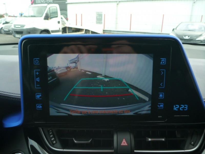 Photo 10 de l'offre de TOYOTA C-HR 1.2 T 116 GRAPHIC AWD CVT à 18490€ chez J'NOV AUTO