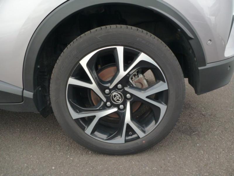 Photo 16 de l'offre de TOYOTA C-HR 1.2 T 116 GRAPHIC AWD CVT à 18490€ chez J'NOV AUTO