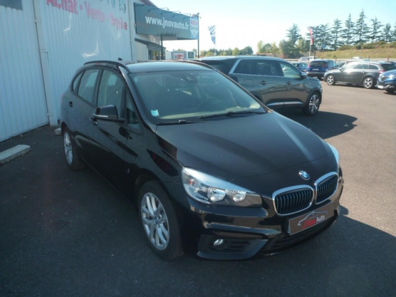 Photo 2 de l'offre de BMW SERIE 2 ACTIVETOURER (F45) 225XEA 224CH BUSINESS à 19990€ chez J'NOV AUTO