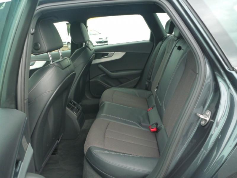 Photo 5 de l'offre de AUDI A4 AVANT 2.0 TDI 150CH S LINE S TRONIC 7 à 22990€ chez J'NOV AUTO