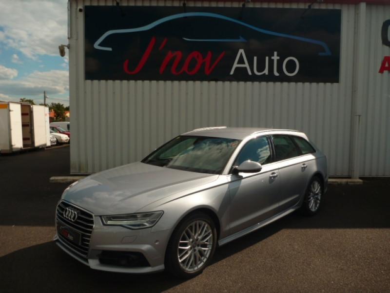 Audi A6 AVANT 3.0 V6 TDI 272CH AVUS QUATTRO S TRONIC 7 Diesel GRIS CLAIR METAL Occasion à vendre