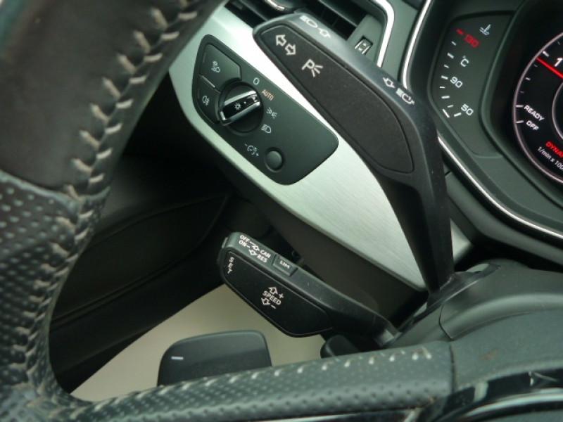 Photo 8 de l'offre de AUDI A4 AVANT 2.0 TDI 150CH S LINE S TRONIC 7 à 23490€ chez J'NOV AUTO
