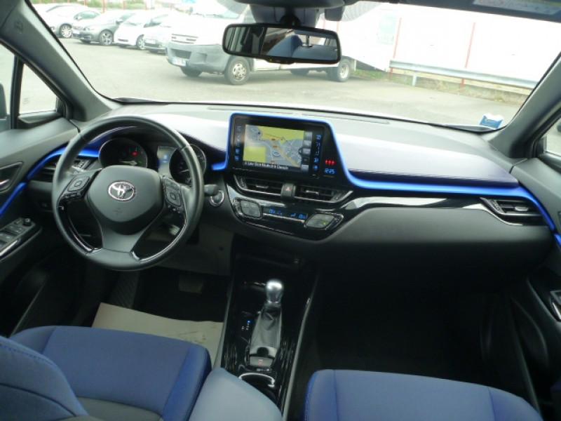 Photo 7 de l'offre de TOYOTA C-HR 1.2 T 116 GRAPHIC AWD CVT à 18490€ chez J'NOV AUTO