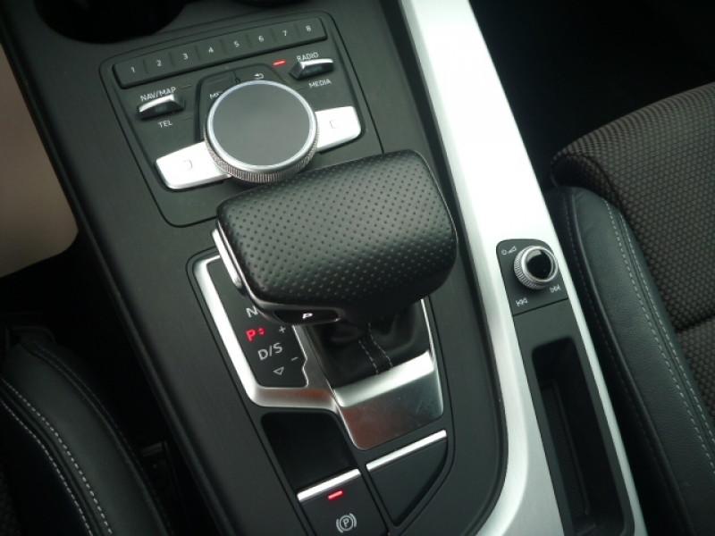 Photo 13 de l'offre de AUDI A4 AVANT 2.0 TDI 150CH S LINE S TRONIC 7 à 23490€ chez J'NOV AUTO