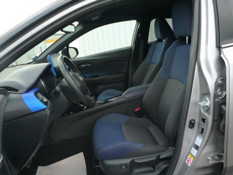 Photo 6 de l'offre de TOYOTA C-HR 1.2 T 116 GRAPHIC AWD CVT à 18490€ chez J'NOV AUTO
