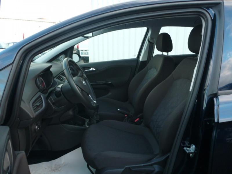 Photo 6 de l'offre de OPEL CORSA 1.4 90CH DESIGN 120 ANS START/STOP 5P à 10990€ chez J'NOV AUTO