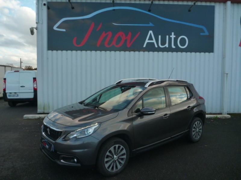 Peugeot 2008 1.6 BLUEHDI 100CH ACTIVE BUSINESS S&S Diesel GRIS FONCE METAL Occasion à vendre