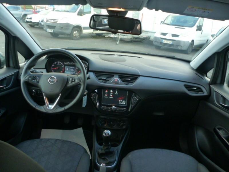 Photo 7 de l'offre de OPEL CORSA 1.4 90CH DESIGN 120 ANS START/STOP 5P à 11250€ chez J'NOV AUTO