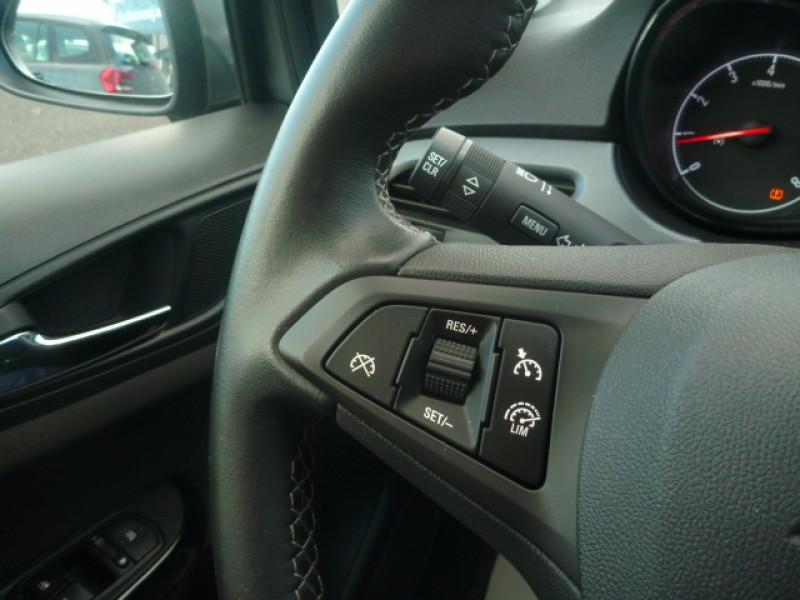 Photo 10 de l'offre de OPEL CORSA 1.4 90CH DESIGN 120 ANS START/STOP 5P à 10990€ chez J'NOV AUTO