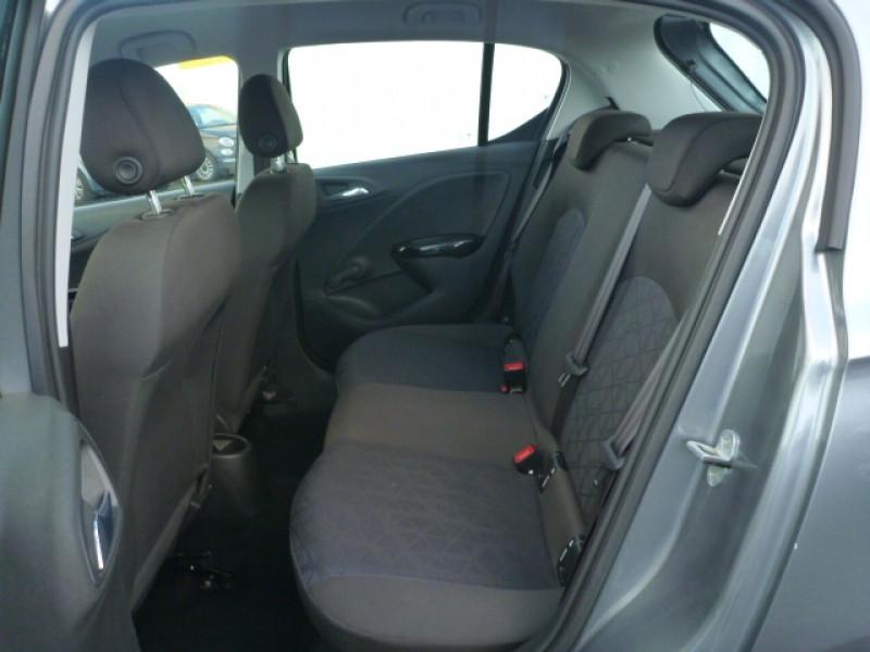 Photo 5 de l'offre de OPEL CORSA 1.4 90CH DESIGN 120 ANS START/STOP 5P à 10990€ chez J'NOV AUTO