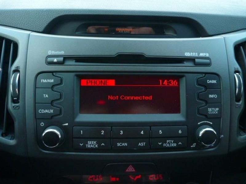 Photo 9 de l'offre de KIA SPORTAGE 1.7 CRDI 115 ACTIVE ISG à 10750€ chez J'NOV AUTO