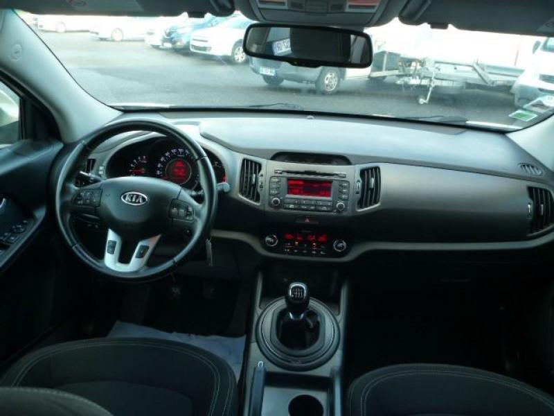Photo 7 de l'offre de KIA SPORTAGE 1.7 CRDI 115 ACTIVE ISG à 10750€ chez J'NOV AUTO