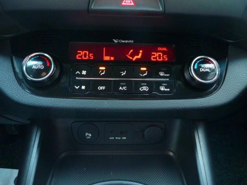 Photo 10 de l'offre de KIA SPORTAGE 1.7 CRDI 115 ACTIVE ISG à 10750€ chez J'NOV AUTO