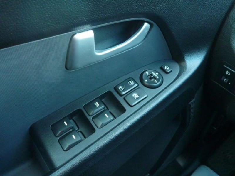 Photo 11 de l'offre de KIA SPORTAGE 1.7 CRDI 115 ACTIVE ISG à 10750€ chez J'NOV AUTO
