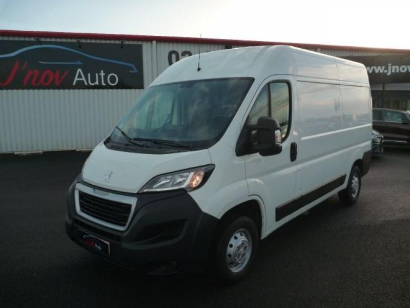 Peugeot BOXER FG 333 L2H2 2.0 BLUEHDI 130 PREMIUM Diesel BLANC Occasion à vendre