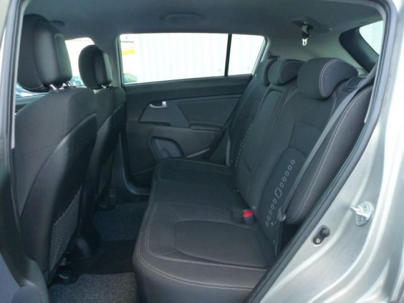 Photo 5 de l'offre de KIA SPORTAGE 1.7 CRDI 115 ACTIVE ISG à 10750€ chez J'NOV AUTO