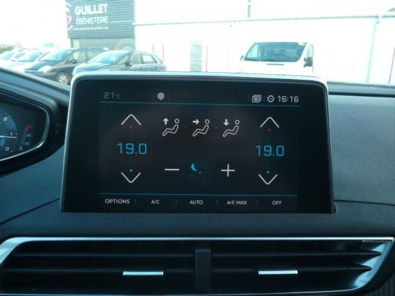 Photo 10 de l'offre de PEUGEOT 3008 1.6 BLUEHDI 120CH ACTIVE BUSINESS S&S EAT6 à 21990€ chez J'NOV AUTO