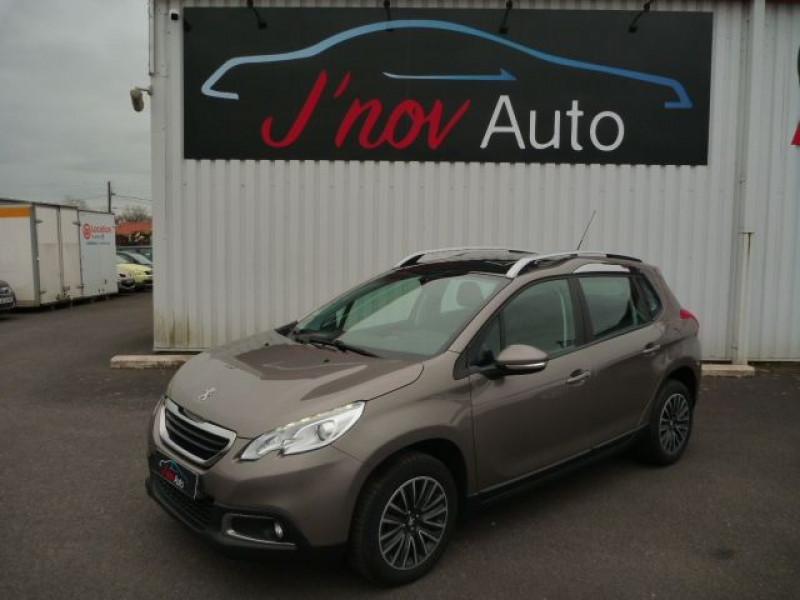 Peugeot 2008 1.6 VTI ACTIVE Essence BEIGE METAL Occasion à vendre