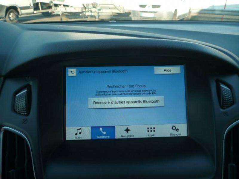 Photo 10 de l'offre de FORD FOCUS SW 1.5 TDCI 105CH ECONETIC STOP&START EXECUTIVE à 9990€ chez J'NOV AUTO