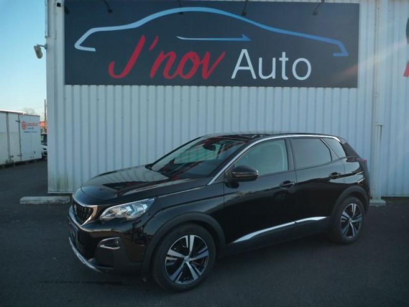 Peugeot 3008 1.5 BLUEHDI 130CH E6.C ALLURE S&S Diesel NOIR Occasion à vendre