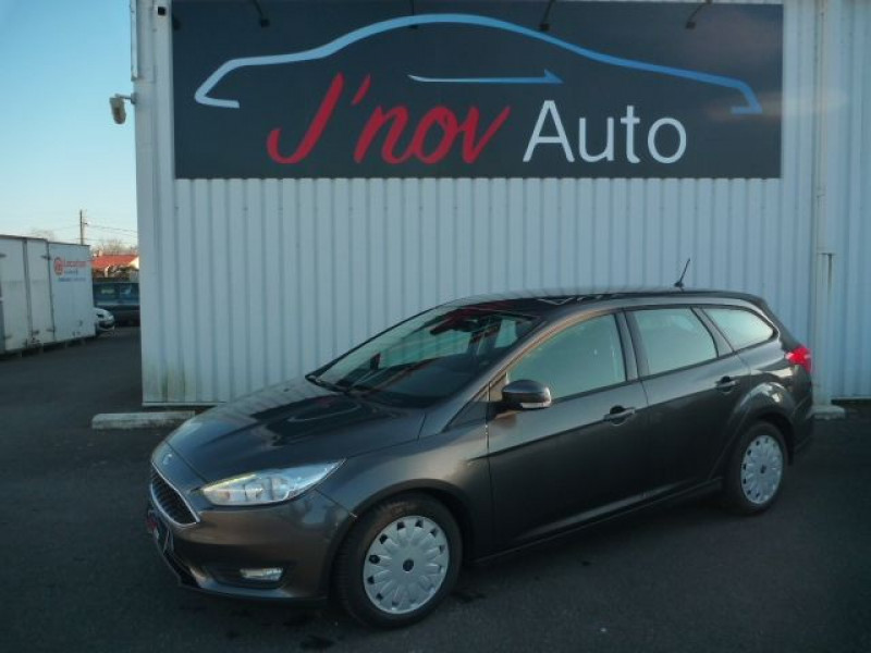 Ford FOCUS SW 1.5 TDCI 105CH ECONETIC STOP&START EXECUTIVE Diesel GRIS FONCE METAL Occasion à vendre