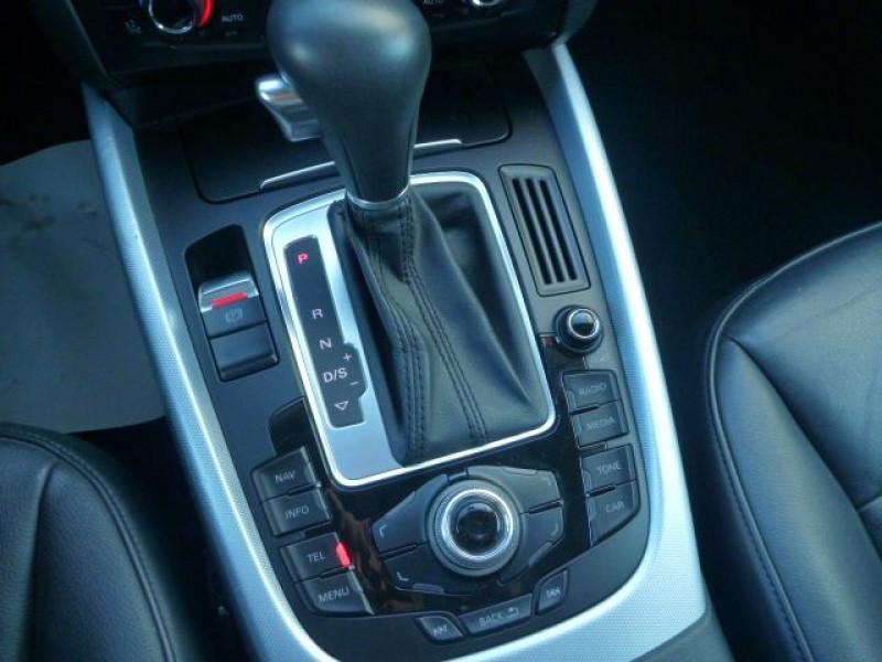 Photo 9 de l'offre de AUDI Q5 2.0 TFSI 245CH HYBRID AVUS QUATTRO TIPTRONIC à 20990€ chez J'NOV AUTO