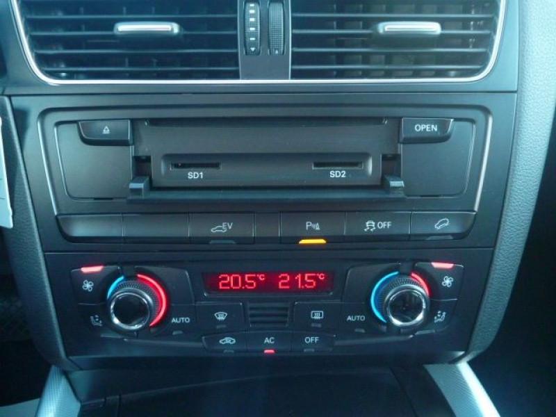 Photo 12 de l'offre de AUDI Q5 2.0 TFSI 245CH HYBRID AVUS QUATTRO TIPTRONIC à 20990€ chez J'NOV AUTO