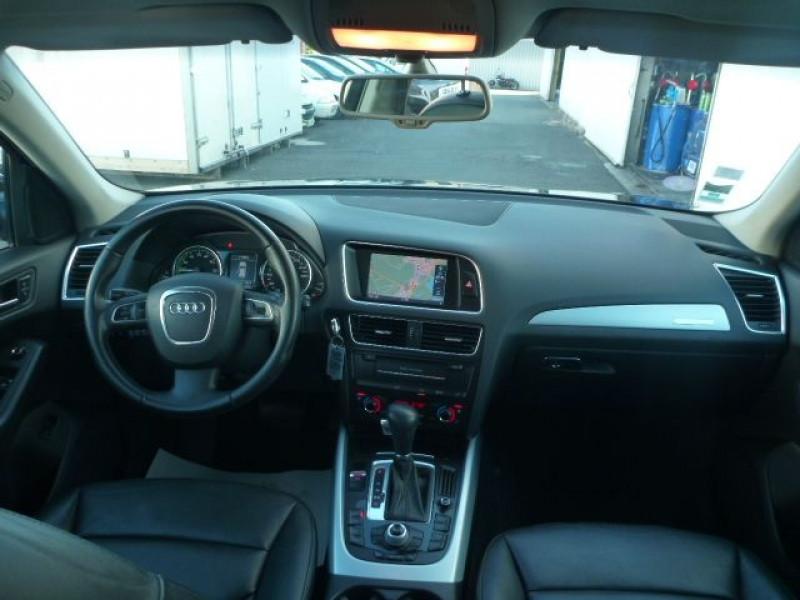 Photo 7 de l'offre de AUDI Q5 2.0 TFSI 245CH HYBRID AVUS QUATTRO TIPTRONIC à 20990€ chez J'NOV AUTO