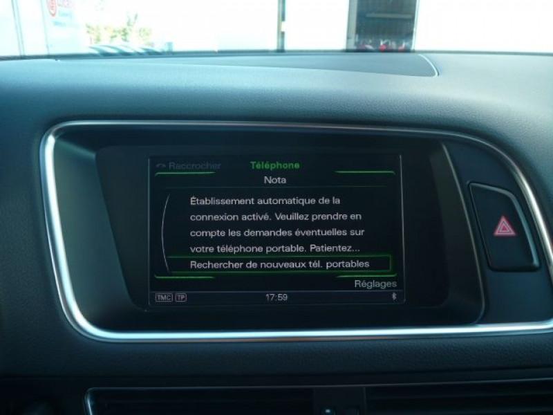 Photo 11 de l'offre de AUDI Q5 2.0 TFSI 245CH HYBRID AVUS QUATTRO TIPTRONIC à 20990€ chez J'NOV AUTO