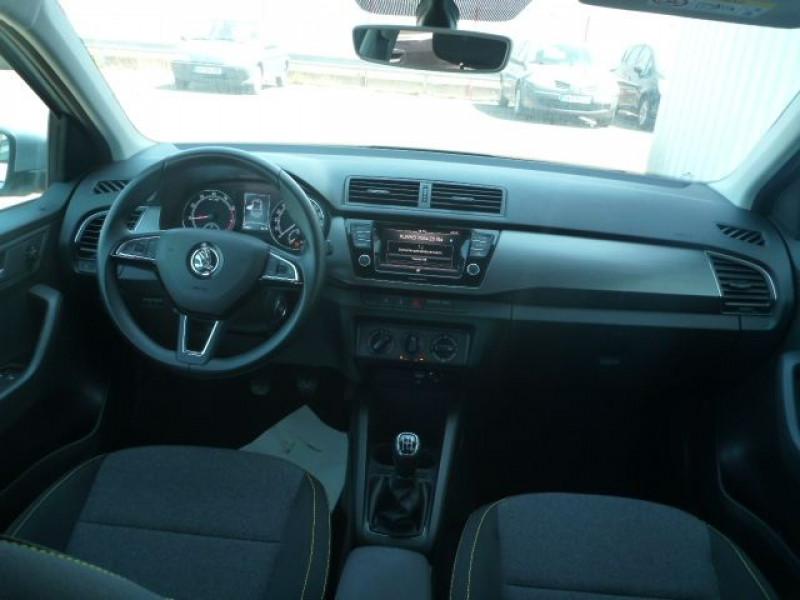 Photo 7 de l'offre de SKODA FABIA 1.0 MPI 75CH EDITION à 11250€ chez J'NOV AUTO