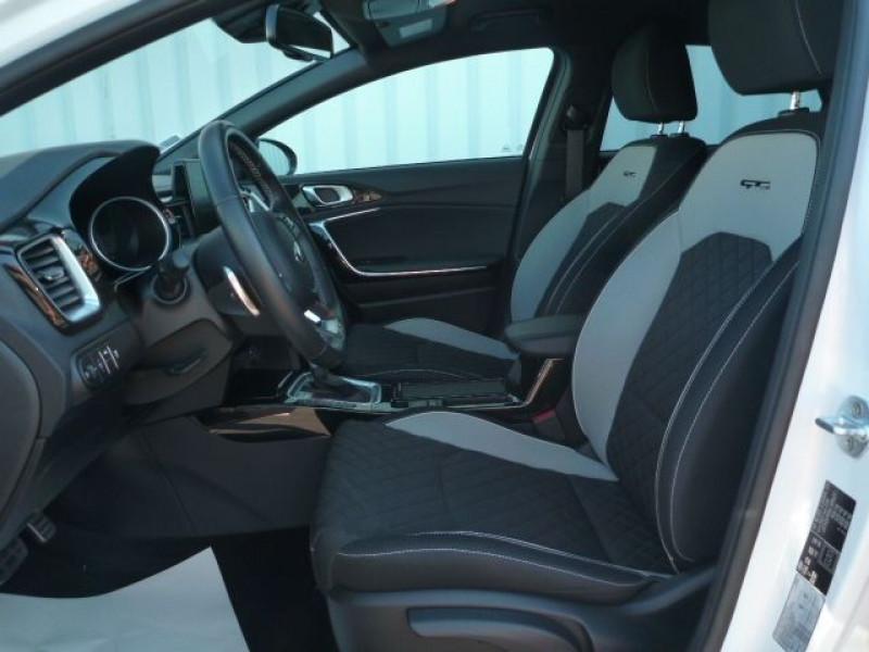 Photo 6 de l'offre de KIA PRO CEE'D 1.6 CRDI 136CH ISG GT LINE DCT7 à 22490€ chez J'NOV AUTO